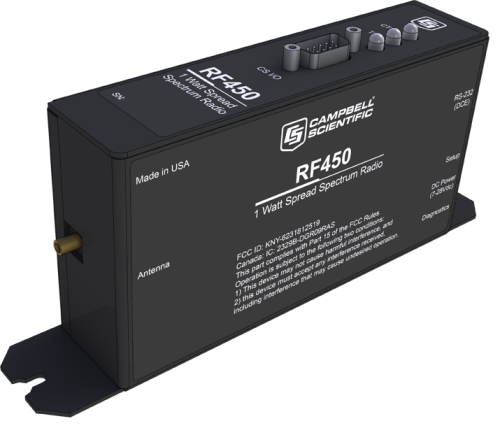 RF450 900 MHz 1 W Spread-Spectrum Radio