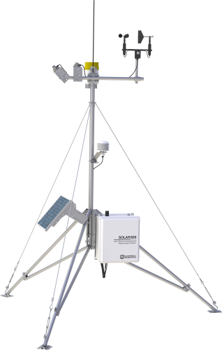 Solar Monitoring Stations