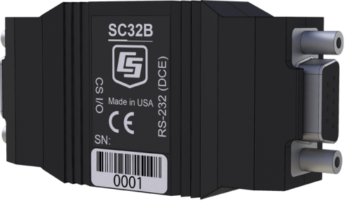 SC32B Interface RS-232 isolée optiquement