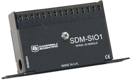 SDM-SIO1 1-Channel Serial Input/Output Module