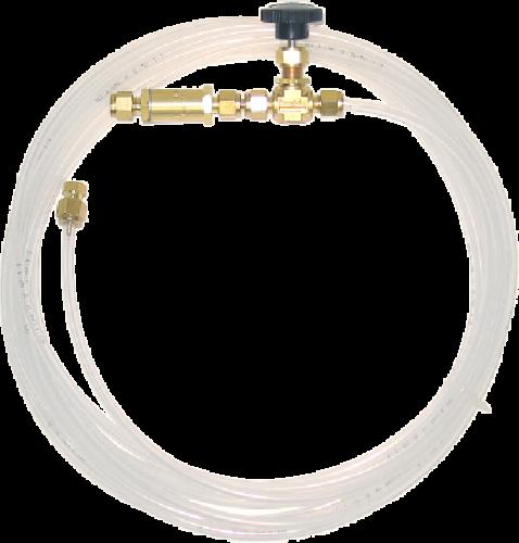 15838 TGA Test Intake, 25 ft Tubing