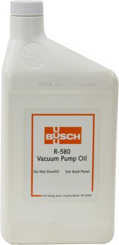 8143 1 Quart of R-580 Oil