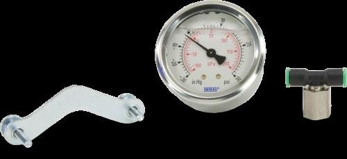 26946 Sampler Pressure/Vacuum Gauge