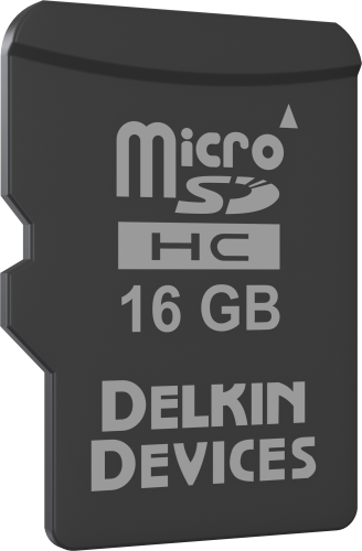 27159 16 GB microSD Flash SLC Memory Card