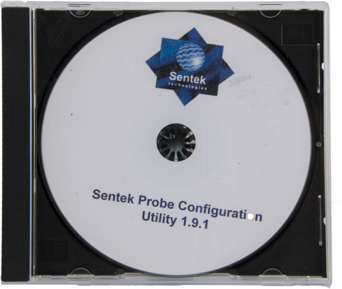 SEN06025 Utility Software for EnviroSCAN or EasyAG Probe