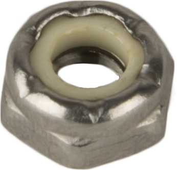 10046 1/4-20 Nylock Thin Nut