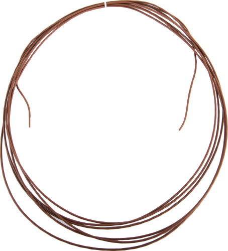 10956 24 AWG, Twisted Pair Shielded Type E Chromega/Constantan Thermocouple Wire