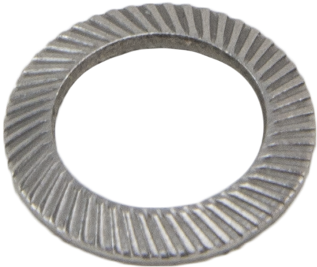 29710 5/16 x .31 x .512 OD Washer Serrated Safety Spring Belleville SS