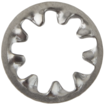 1050 1/4 Lock Internal Tooth Washer