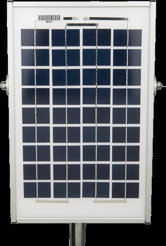 SP10R-L 10 W Solar Panel with Regulator