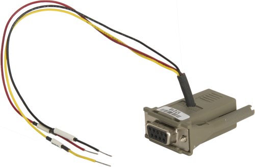17218 RJ45 to RS-232 Adapter for the GPS16-HVS