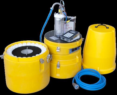 PVS4100D AC-Powered Portable Discrete Water Sampler