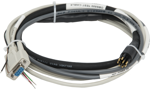 27573 Test Cable for OBS500 or OBS501