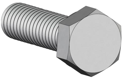 4364 Stainless-Steel Screw 5/16-18 x .750 Cap Hex