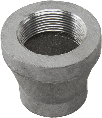 7622 Aluminum 1-1/2 to 3/4 in. Pipe Fitting Reducer
