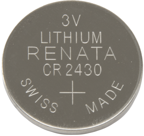 8025 3 V 24 mm Coin Cell Lithium Battery