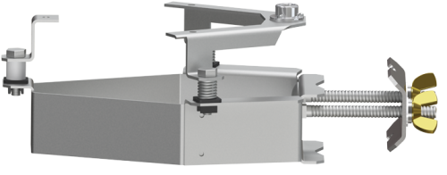 CM270 Rain Gage Mounting Kit for the TE525, TE525MM, or TE525WS