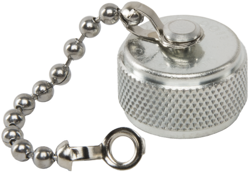 18396 Circular Connector N Type Protective Cap with Chain