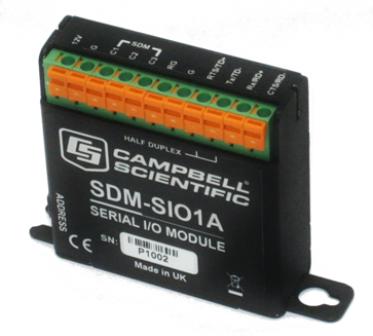 SDM-SIO1A SDM-SIO1A Serial I/P Module