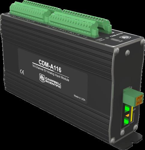CDM-A116 16-Channel 5 V Analog Input Module