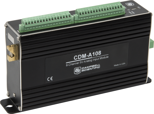 CDM-A108 8-Channel 5 V Analog Input Module