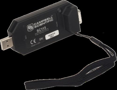 SC115 CS I/O 2 GB Flash Memory Drive with USB Interface
