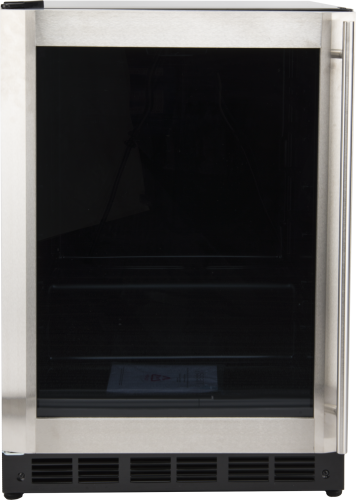 28010 CVS4200 Large Refrigerator with Glass Door