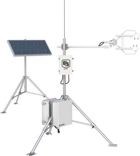 Open-Path Eddy-Covariance System