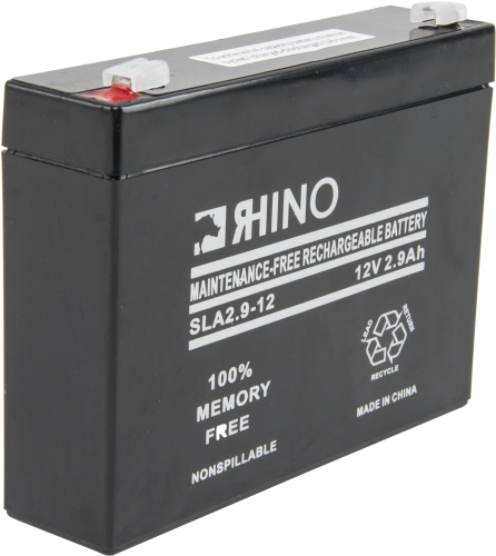18860 12 V 2.9 Ah Lead Acid Battery