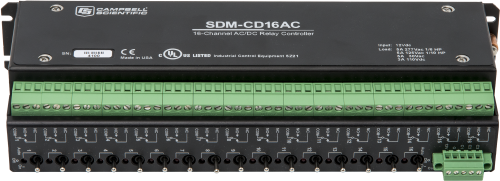 SDM-CD16AC 16-Channel AC/DC Relay Controller