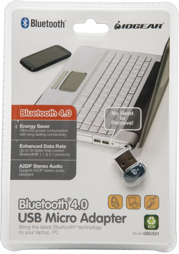 28411 Bluetooth 2.1 USB Micro Adapter