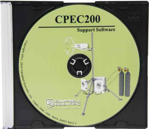26857 CPEC200 Support CD