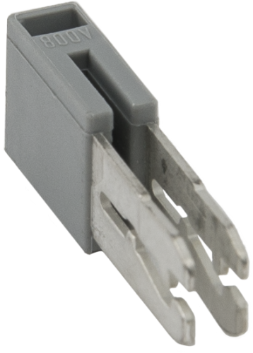 15909 Horizontal Jumper for DIN-Rail Connector