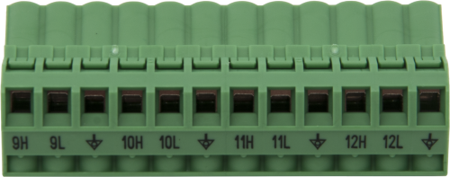 30371 Replacement AM16/32B Channels 9 to 12 Connector