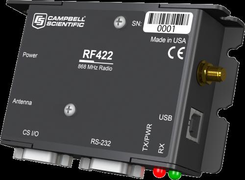 RF422 868 MHz SRD860 Radio