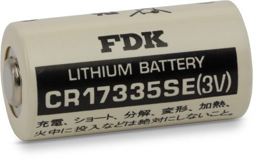 10273 3 V 123 A Lithium Battery