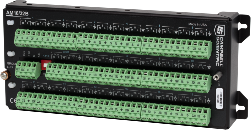 AM16/32B 16- or 32-Channel Relay Multiplexer