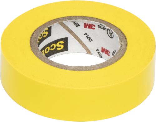 29492 Yellow Vinyl Electrical Tape