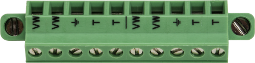 30267 Replacement Terminal Plug for CDM-VW300 or CDM-VW305