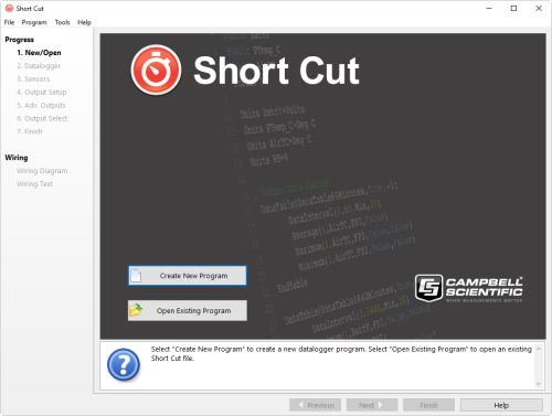 Short Cut Program Generator for Windows (SCWin)