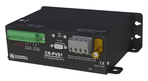 CR-PVS1 Soiling Index RTU for Photovoltaic Modules