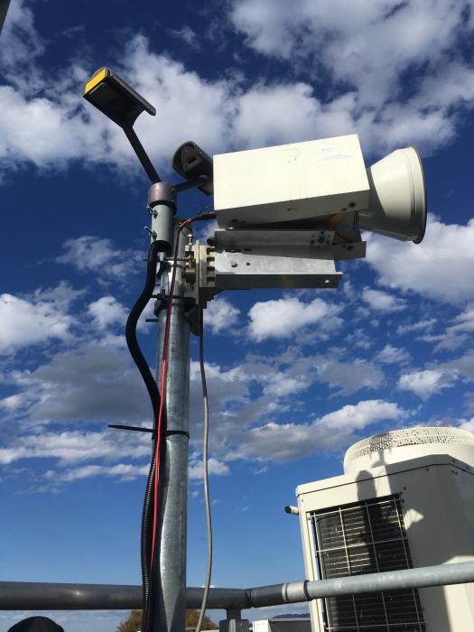 australia: measuring urban rainfall