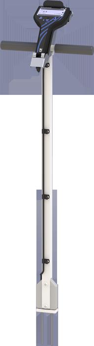 HS2P HydroSense II avec système d'insertion pour une sonde de teneur en eau du sol