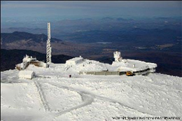 fb9c5cef01 The Mount Washington Observatory in New Hampshire is one of the oldest  weather observatories in the world. Located in the White Mountains