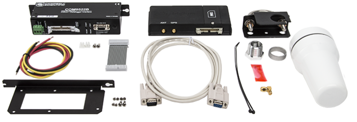 Complete IRIDIUM9522B satellite modem and interface kit