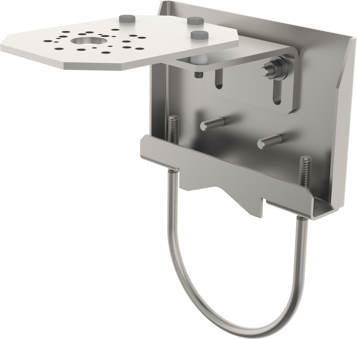 CM265 with -S pyranometer plate option (CM265-S)