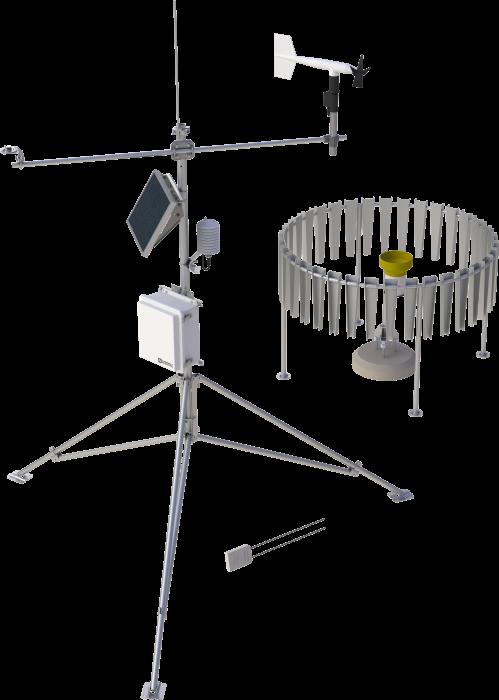 Station météorologique ou agrométéorologique MetPRO