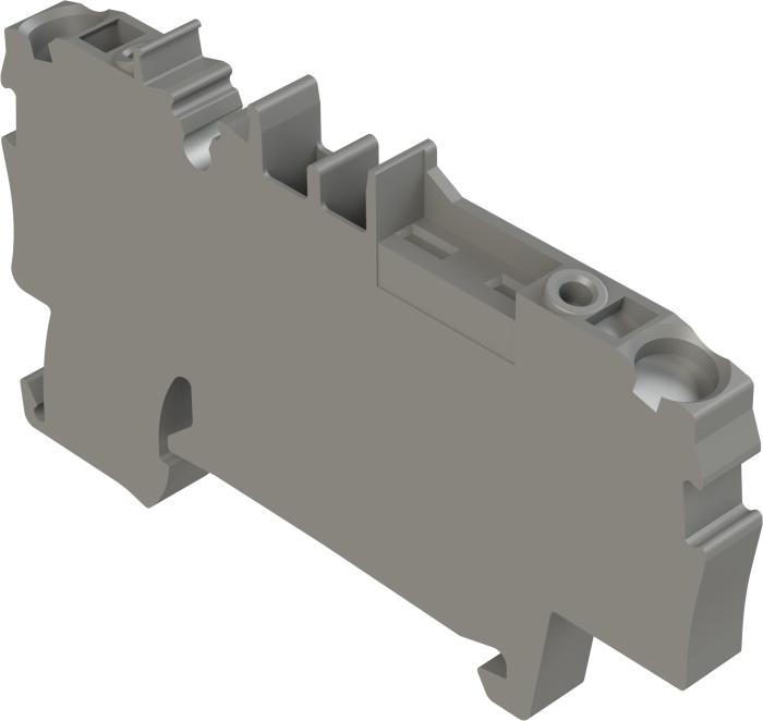 30137: DIN-Rail Mountable 2-Wire 5 2 mm Blade-Type Fuse