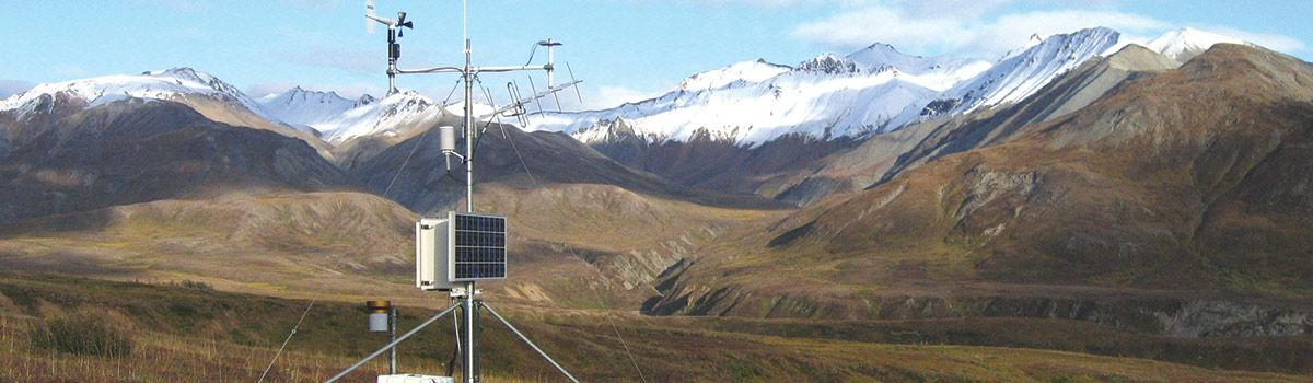 Automatic Weather Stations (AWS) and Meteorologic Instruments Worldwide standard for climate and boundary-layer meteorology