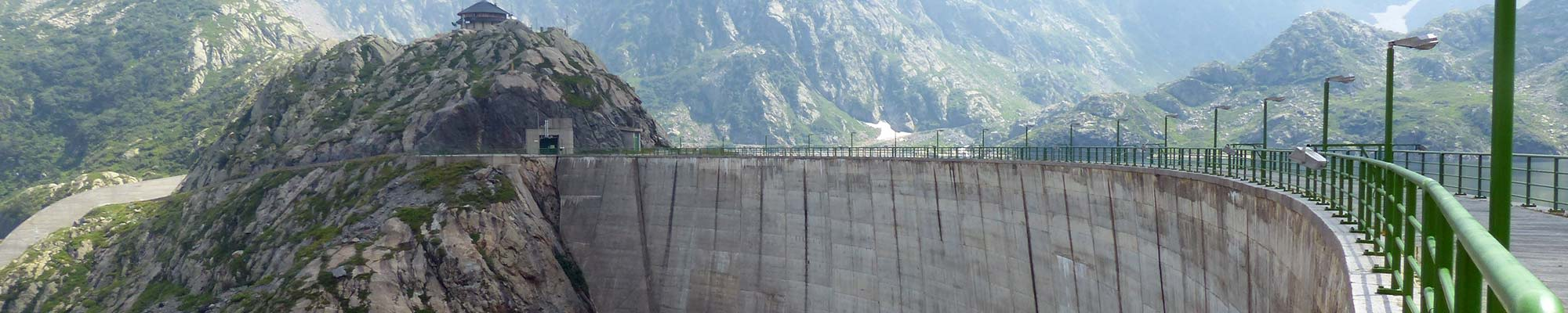 Dam Monitoring—Structural Data Acquisition for Reliable, Stand-Alone Dam-Structure Monitoring